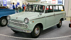 Datsun 1200 Light Van 001