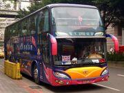 Daewoo BH117K 320KK Front