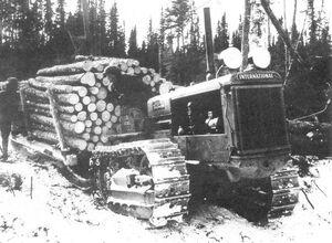 McCormick-Deering T-35 1937