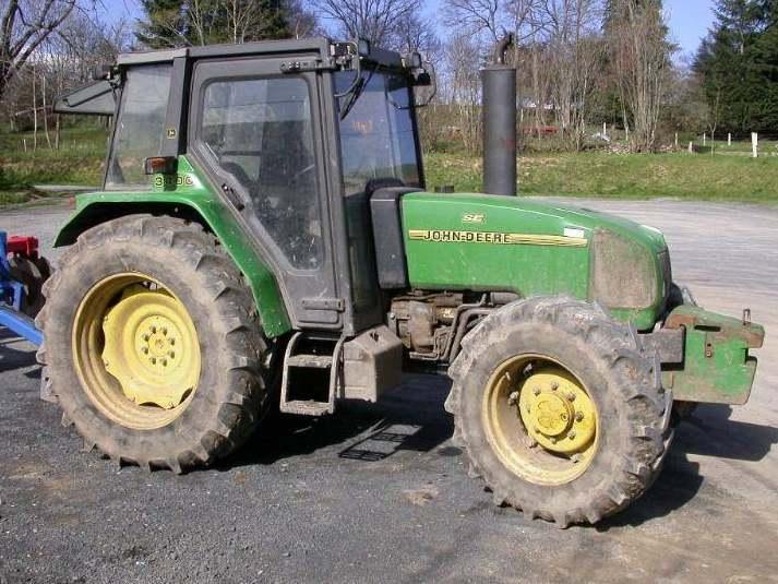 John Deere 3400 Hood : John deere se tractor construction plant wiki