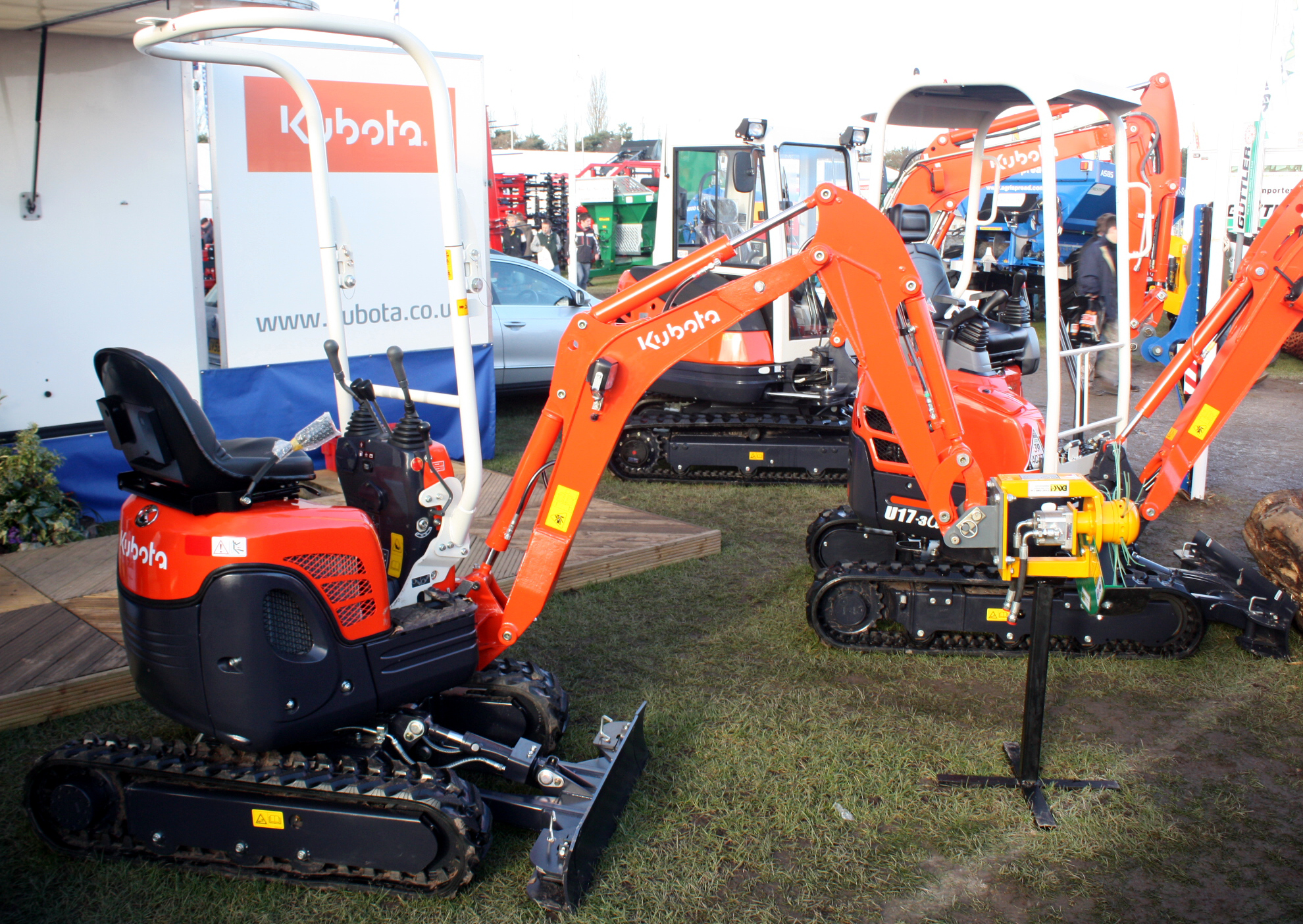 Mini Excavator Tractor Amp Construction Plant Wiki
