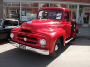 1953 International R110 pickup