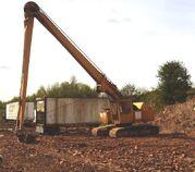 Priestman Longreach VC20 Excavator