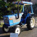 Iseki TL2300 Custom