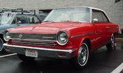 1964 Rambler 440H-2door-HT front NJ-show