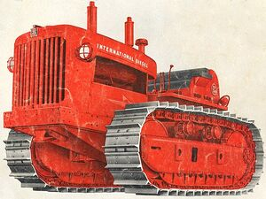 International TD24 1948