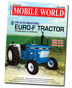 MOBILE WORLD MAGAZINE - FEB-2010