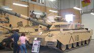 Challenger Mark I Tank, Bovington