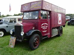 Albion BAU529 at Lymswold - P7270167