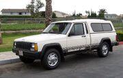 Jeep Comanche Chief