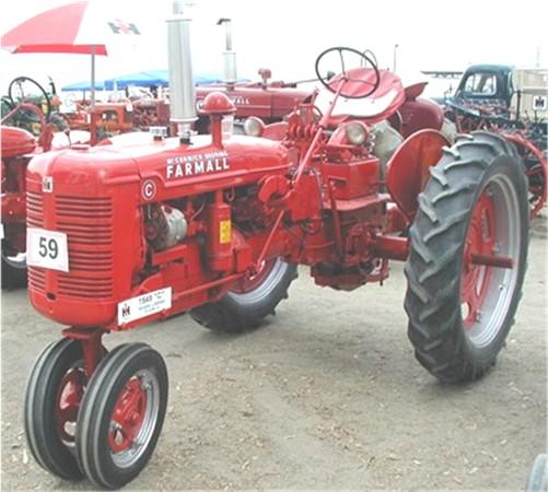 Farmall C Tractor : Farmall c tractor construction plant wiki fandom