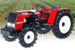 Yanmar Agritech 1030-D MFWD - 2007