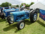Fordson Super Dexta - 639 DVJ - FFA stand at Astwood bank 08 - P6150142