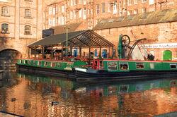 Nottingham Canalside