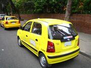 Taxi Bogota 1
