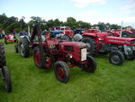 Fahr D66 1957 with Mower-P8100543