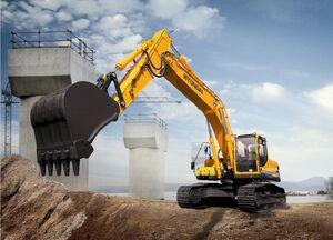 Hyundai 290LC-9 Excavator