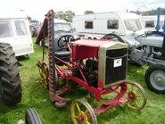 Morris Bamlett mower conversion left