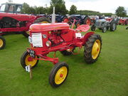 Massey-Harris Pony reg CAS 671 at Lincoln 08 - P8170552