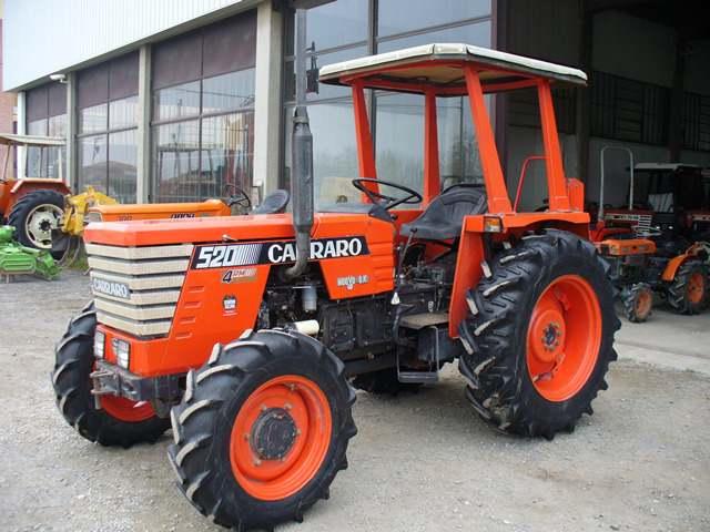 Carraro 520 tractor construction plant wiki fandom for Forum trattori carraro