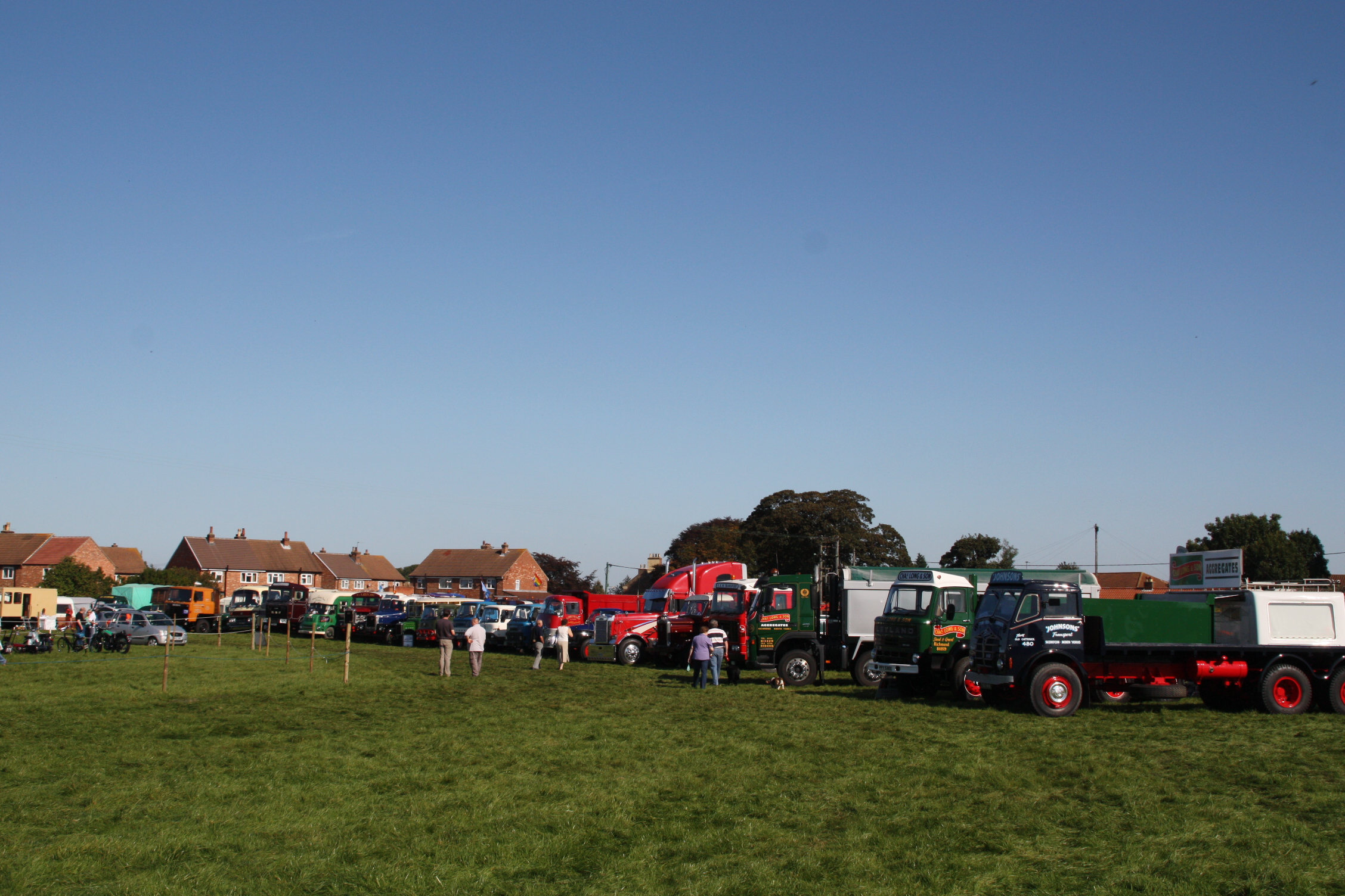 scorton north yorkshire rally and annual working   tractor