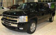Chevrolet Silverado Hybrid--DC