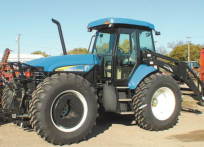 Ford Bi Directional Tractor : Category bi directional tractors tractor construction