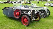 BSA 3 wheeler August 1930 1039cc