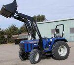 FarmTrac 550 DTC MFWD-2004