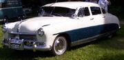 Hudson Commodore 4-Door Sedan 1949