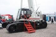 Link-Belt 750 crane at SED 09 - IMG 8163