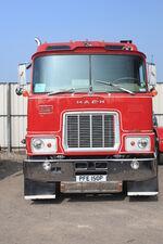 Mack? 6x4 unit - PFE 150P at Donington CV 09 - IMG 6127