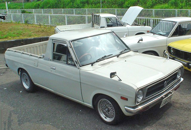 Nissan Sunny Truck Tractor Amp Construction Plant Wiki