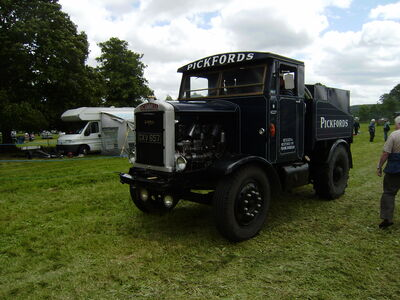 Scammell GXV 657