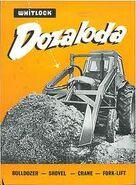 1960s WHITLOCK Dozaloda Diesel 4X4