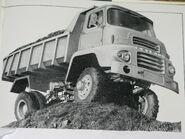AWD LEYLAND Beaver 4X4 Dumptruck