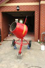 Cement mixer2