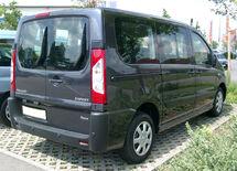Peugeot Expert rear 20070611