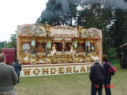 Fairground organ - Belvoir-DSC01213