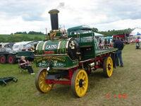 Yorkshire wagon CA170