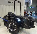 BCS 1012 HCR MFWD (black) - 2012