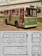 Mauri (Fiat 416) bus - 1966