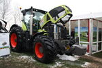 Claas Axion 950 at Lamma 2013 IMG 6293
