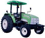 Erkunt Servet 80T MFWD (green) - 2005