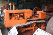 Fowler FD3 at Armley Mills 2011 - IMG 2809