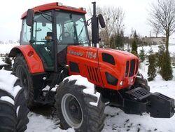 Ursus 1154 MFWD-2006
