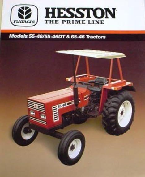 Fiat Hesston Tractors Farm : Hesston tractor construction plant wiki fandom