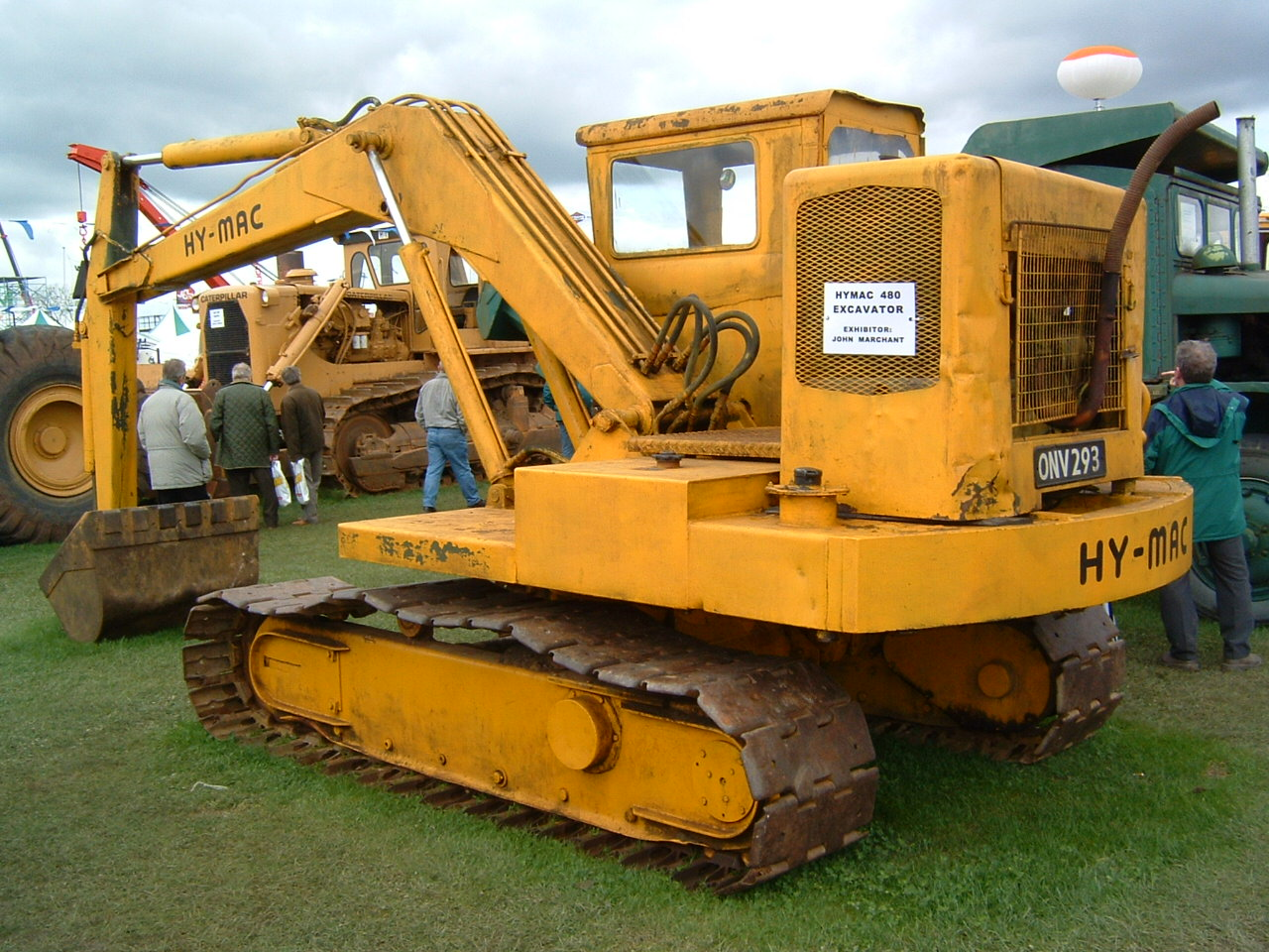 Hymac Tractor Amp Construction Plant Wiki Fandom Powered