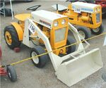 International Cub Cadet 100 102
