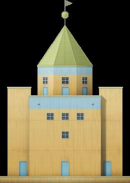 Teatro del mondo trainstation wiki fandom powered by wikia for Aldo rossi il teatro del mondo